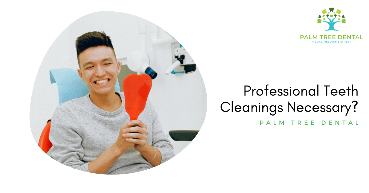 Professional Dental Deep Cleaning is Necessary?